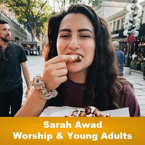 Sarah Awad - Worship and Young Adults